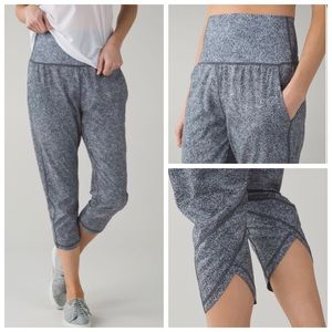 lululemon athletica Pants - Lululemon Tranquil Crop